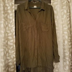 Olive green Tunic by O'Neill